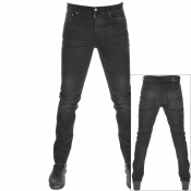 Product Image for Nudie Jeans Lean Dean Slim Tapered Jeans Black